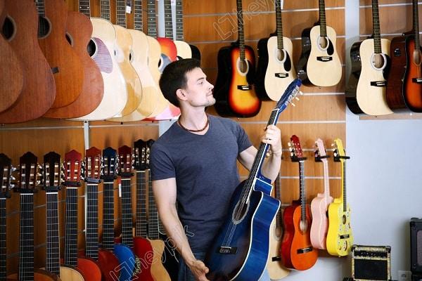 hình ảnh Top 7 shop guitar Hà Nội giá cả phải chăng - số 1