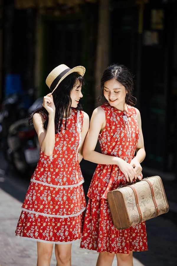 hình ảnh Top 5 shop váy đẹp tại Hà Nội online trên facebook các nàng đừng bỏ lỡ - số 2