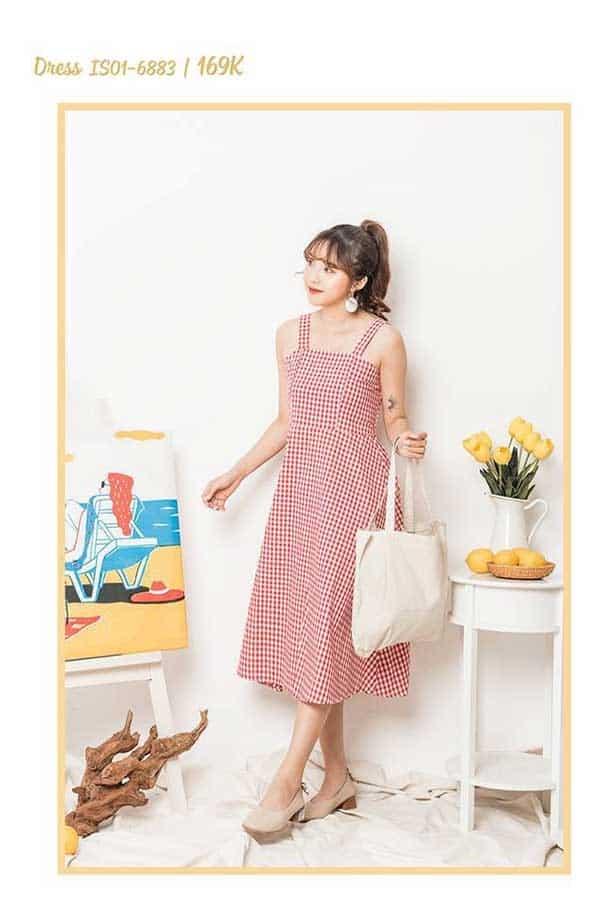hình ảnh Top 5 shop váy đẹp tại Hà Nội online trên facebook các nàng đừng bỏ lỡ - số 1