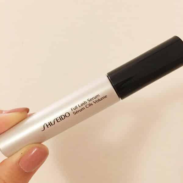 Tinh chất dưỡng mi Shiseido Full Lash and Brown Serum