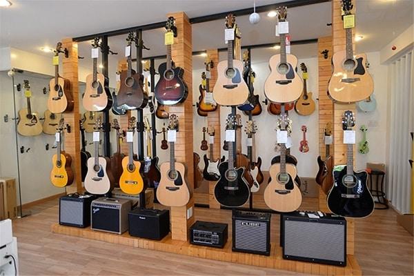 hình ảnh Top 7 shop guitar Hà Nội giá cả phải chăng - số 4