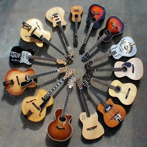 hình ảnh Top 7 shop guitar Hà Nội giá cả phải chăng - số 3