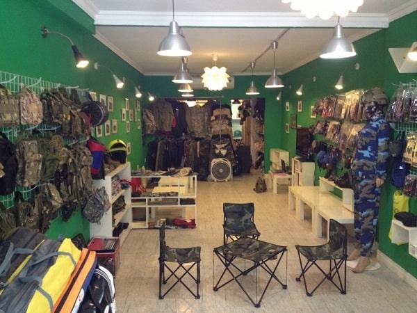 hình ảnh Top 5 shop đồ phượt Hà Nội vừa chất vừa rẻ - số 4