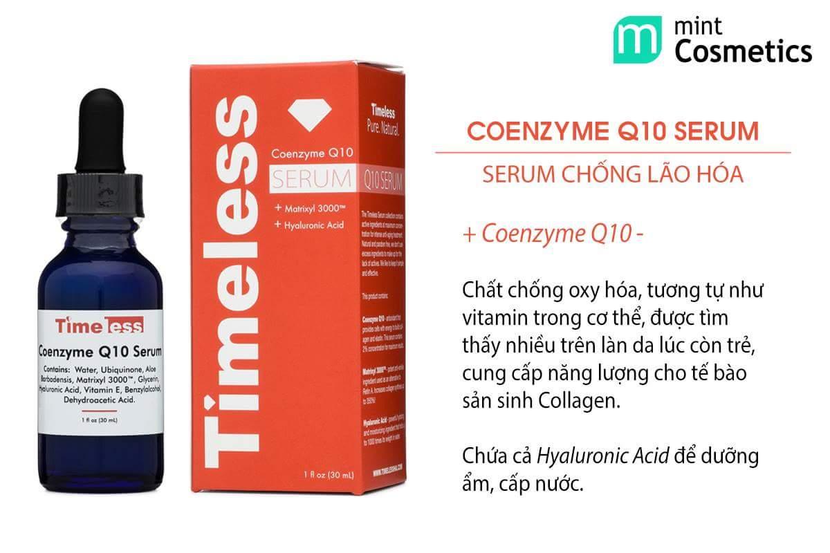 hình ảnh Review 3 serum chống lão hóa thương hiệu Timeless hiệu quả nhất - số 2