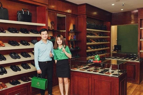 hình ảnh Top 6 địa chỉ shop giày nam Hà Nội cực đẹp mà giá lại phải chăng - số 2