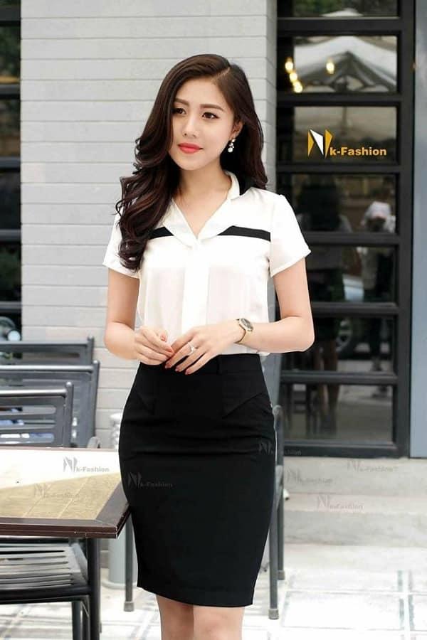 hình ảnh Top 6 shop váy công sở Hà Nội cực đẹp và sang trọng - số 1