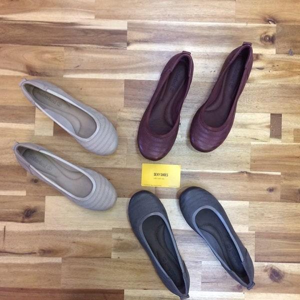 hình ảnh Top 6 giày slip on nữ Hà Nội đa dạng và rất chất - số 3