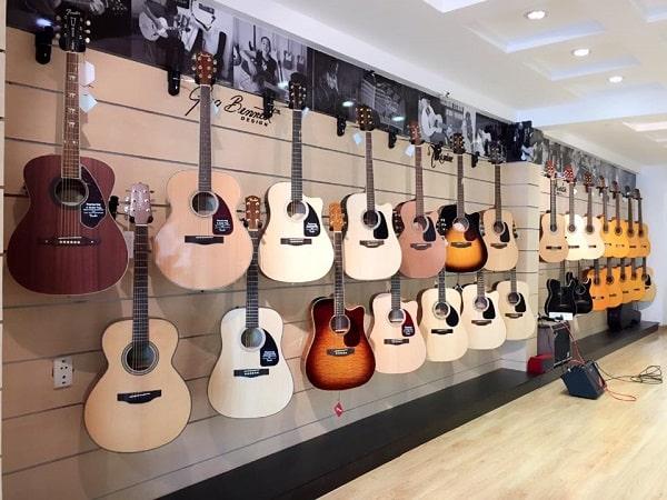 hình ảnh Top 7 shop guitar Hà Nội giá cả phải chăng - số 7