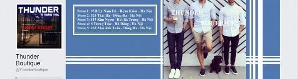hình ảnh Top 8 shop quần áo nam Hà Nội online trên Facebook rẻ đẹp nhất - số 5
