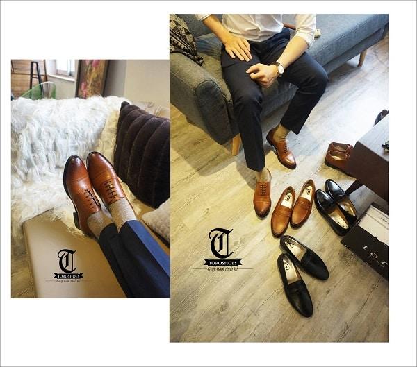 hình ảnh Top 6 địa chỉ shop giày nam Hà Nội cực đẹp mà giá lại phải chăng - số 3
