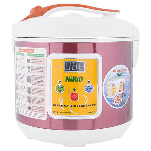 Nồi làm tỏi đen Nikio NK-695 5L