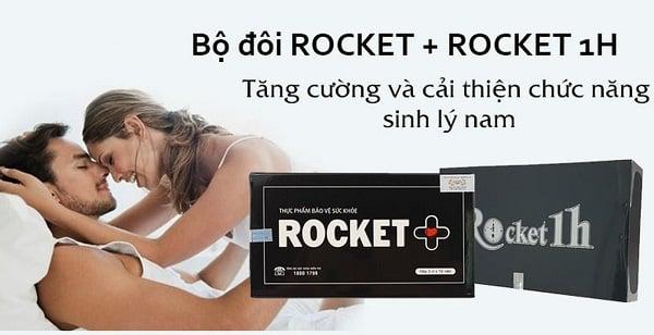 ROCKET 1H TPHCM