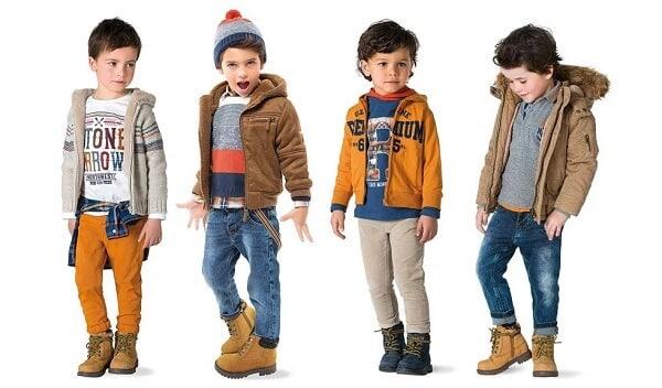 Shop quần áo trẻ em TPHCM - Babi