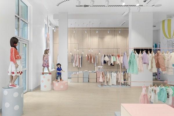 Shop quần áo trẻ em TPHCM - Cherry Kids