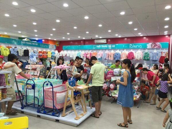 Shop quần áo trẻ em TPHCM - Con Cưng shop