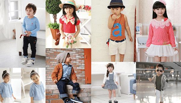 Shop quần áo trẻ em TPHCM - Shop Gấu Yêu