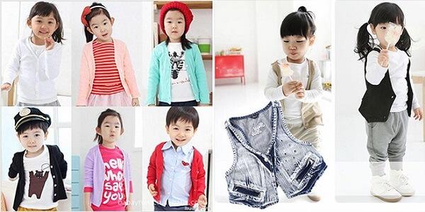 Shop quần áo trẻ em TPHCM - TigerKidShop