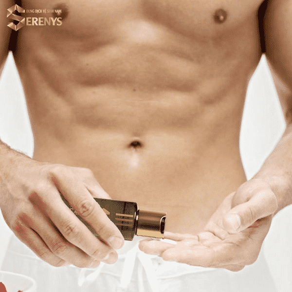 hình ảnh [Review & Hướng dẫn] Dung dịch vệ sinh nam Serenys có tốt không - số 2