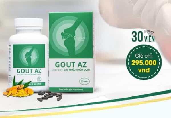 thuốc trị gout az