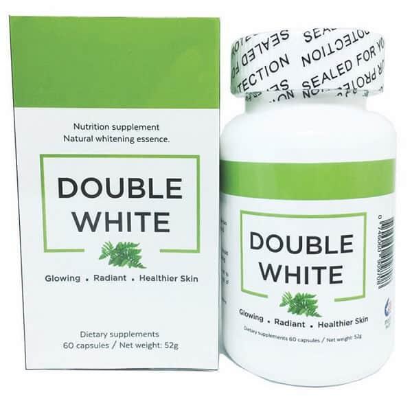 viên uống double white 1