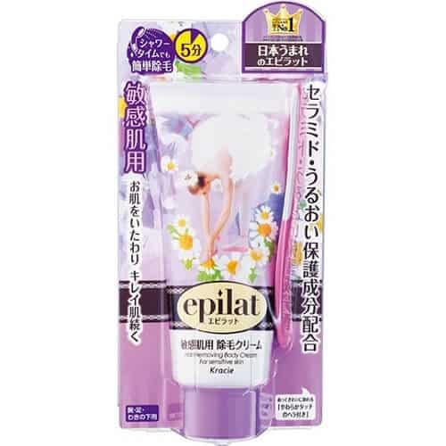 Kem tẩy lông Epilat Kraice Nhật Bản