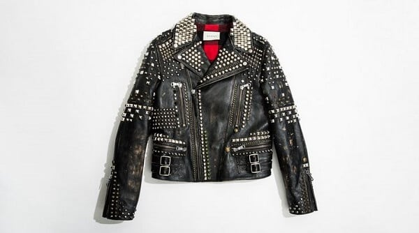 Thương hiệu áo khoác da Gucci