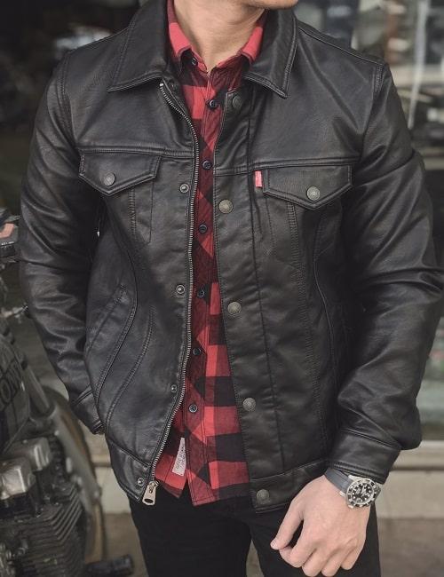 Thương hiệu áo khoác da Levi's