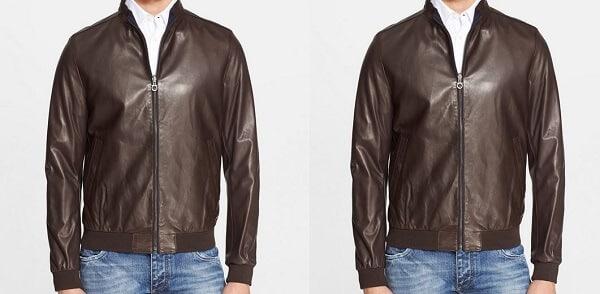 Thương hiệu áo khoác da Salvatore Ferragamo SPA