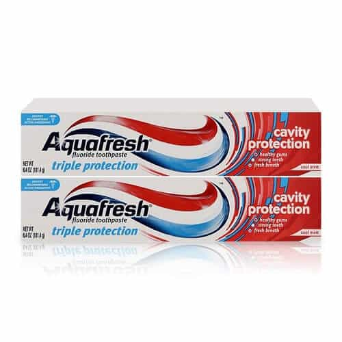 Thương hiệu kem đánh răng Aquafresh