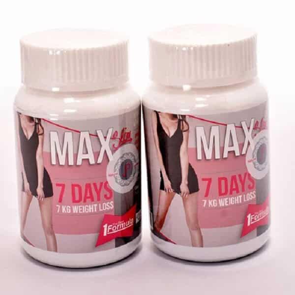 Thuốc giảm cân Max Slim 7 Day Thái Lan