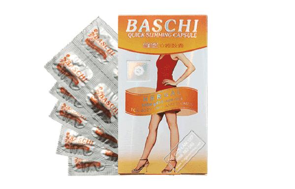 Thuốc giảm cân Thái Lan Baschi