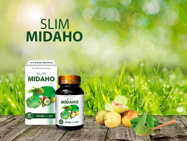 thuốc giảm cân Slim Midaho có thực sự tốt không