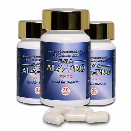 Ala Pro - Thực phẩm chức năng điều trị tiểu đường Nhật Bản