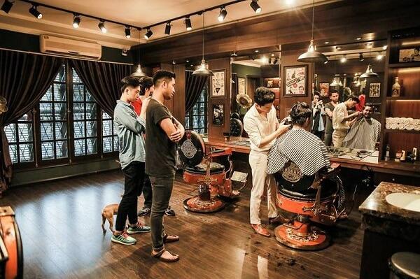 Barber shop Hà Nội - House of Barbaard