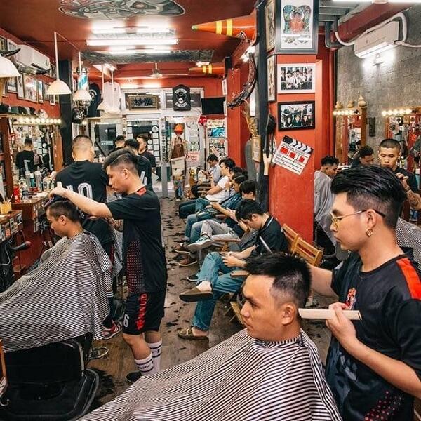 Barber shop Hà Nội - Liêm Barber