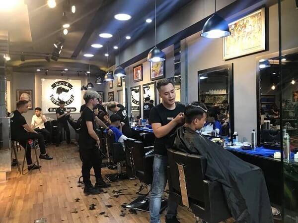 Barber shop Hà Nội - Minh Thu
