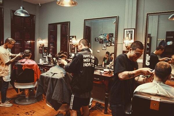 Barber shop Hà Nội - Mister