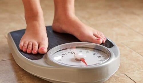 Duy trì cân nặng ổn định