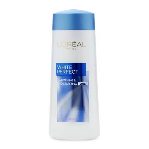 L'Oreal White Perfect Whitening & Moisturizing Toner 100ml