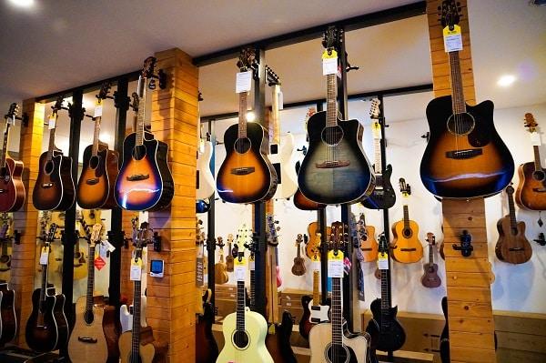 hình ảnh TOP 9 Shop Bán Đàn Guitar Tại Hà Nội Giá Rẻ & Chất Lượng Nhất - số 1