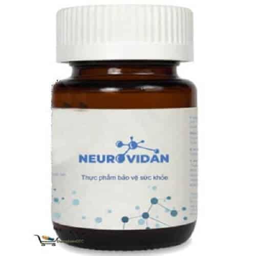 Thuốc bổ não Neurovidan của Mỹ
