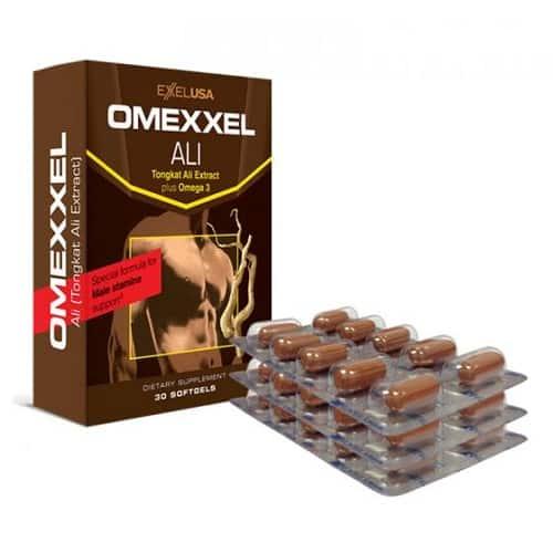 Thuốc cường dương Omexxel Ali Mỹ
