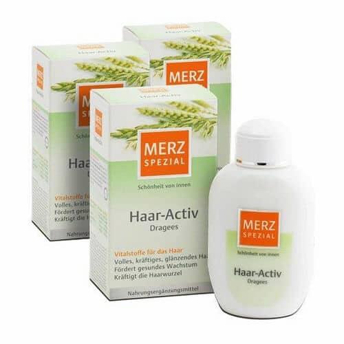 Thuốc mọc tóc Merz Spezial của Đức