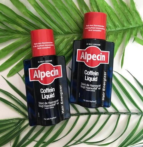 Tinh dầu kích thích mọc tóc Alpecin của Đức