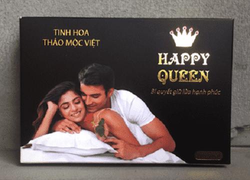 Viên đặt phụ khoa Happy Queen