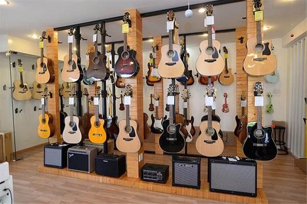 shop đàn guitar hà nội 4