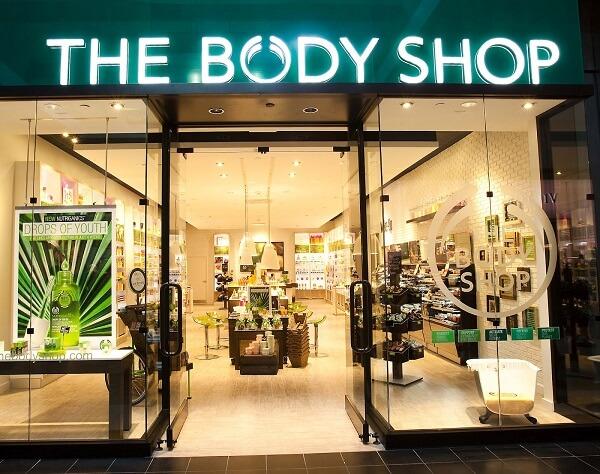 the body shop hà nội 1
