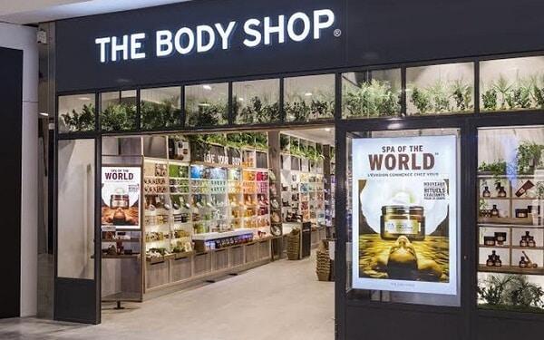 the body shop hà nội 3