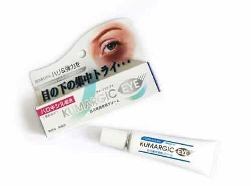 Kem dưỡng mắt Kumargic Eye Nhật