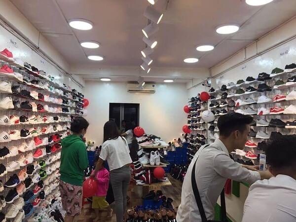 Shop giày VNXK Hà Nội 5